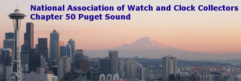 NAWCC Chapter 50 Puget Sound
